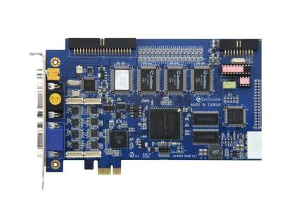 GeoVision GV-1120/8 - PCI-Ex, 8x wideo/audio, H.264, 100 kl./s D1, 28x GV-IP*